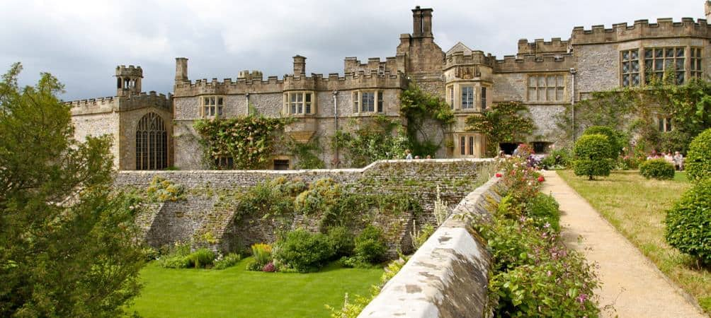 Haddon Hall - Stay at the Portland Hotel in Buxton