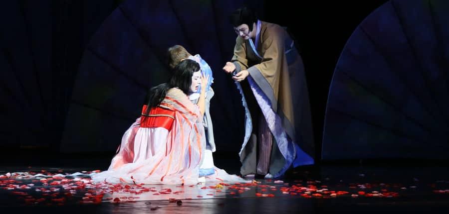 Madama Butterfly Buxton Opera House