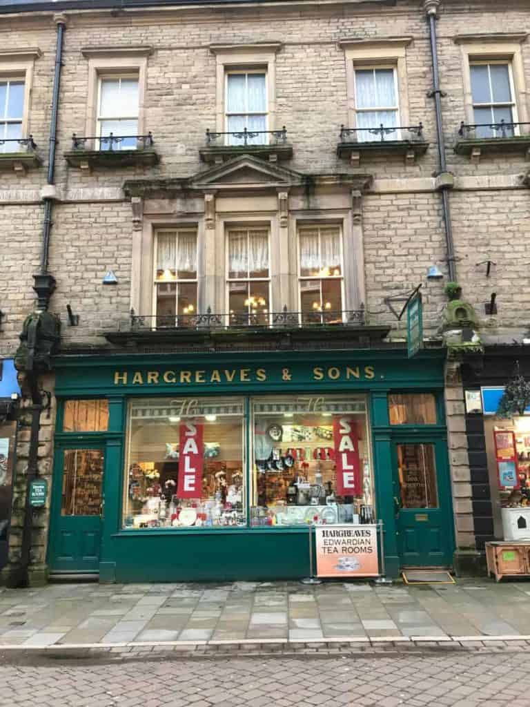 Hargreaves and Sons Buxton