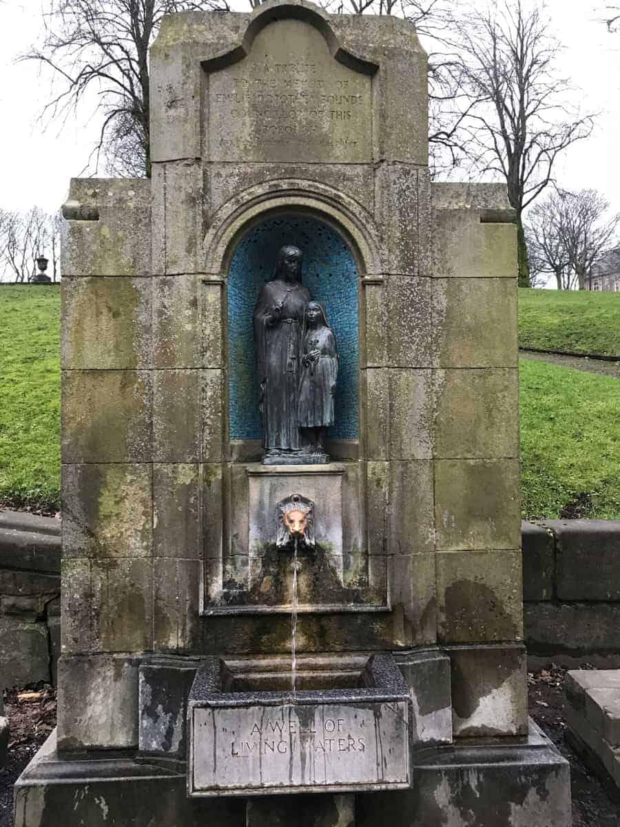 St Anns Well Buxton