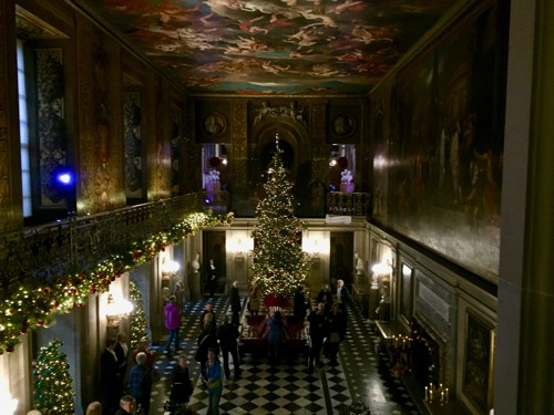 Chatsworth House Christmas