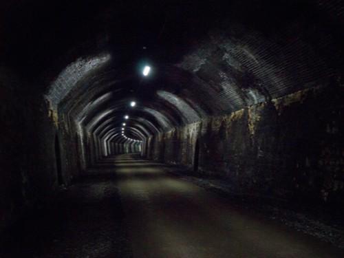 Monsel Trail Tunnel