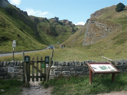 Winnats Pass Casleton